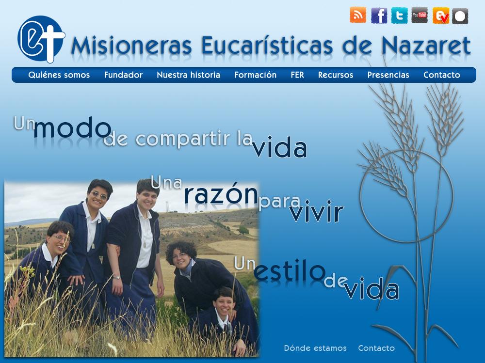 Misioneras Eucarísticas de Nazaret