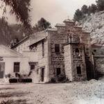 Villa Nazaret en 1921.